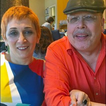 Margarit & Tony at Neiman Marcus Cafe 3