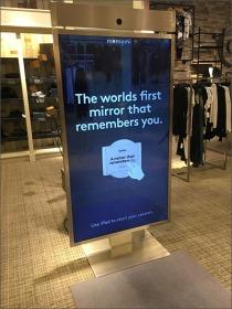 Neiman Marcus Mirror That Remembers 1