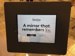 Neiman Marcus Mirror That Remembers Aux