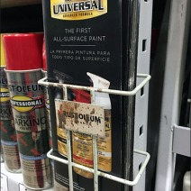 Rust-Oleum Branded One-Up Literature Rack 3