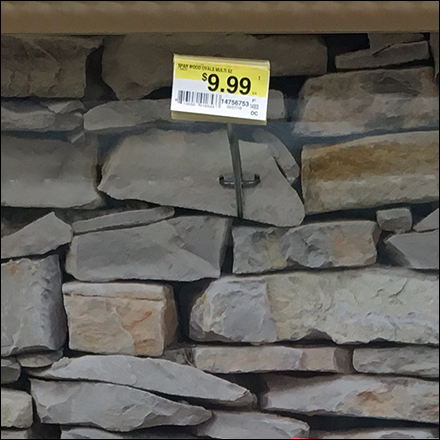 Stone Wall Pegboard Skinz Front Main
