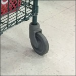 Target Transport Tower Cart Casters