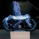 TDS INSTORE 3D HOLOGRAM ALTEC LANSING FEATURE