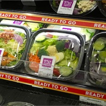 Wegmans REady-to-Go Veggie Bowls C-Channel Overall