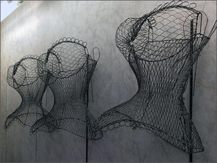 Wireform Bustiers Body Form 3