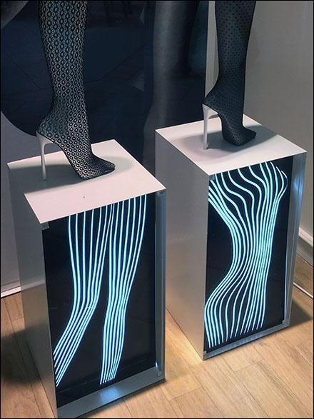 Wolford Neon Pedestals 6
