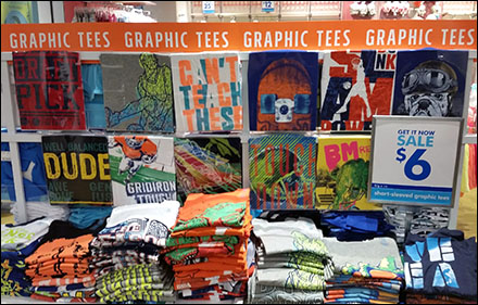 Boys Graphic Tees At Childrens Place
