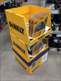 DeWalt® Saw Blade Case-Load Lots 2