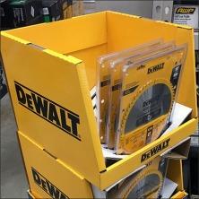 DeWalt® Saw Blade Case-Load Lots Feature
