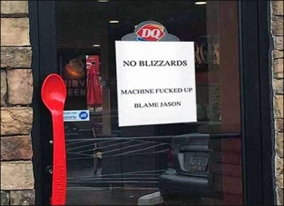 DQ No Blizzards Main