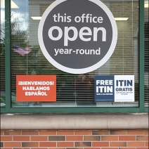 H&R Block Office Open All Year 2