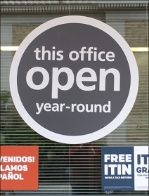 H&R Block Office Open All Year 3