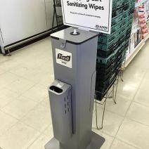 JoAnns Purell Sanitizier Cart Wipes 1
