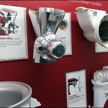 KitchenAid Mixed Attachment Display 2