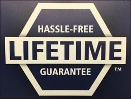 Kobalt Hassle Free Lifetime Guarantee