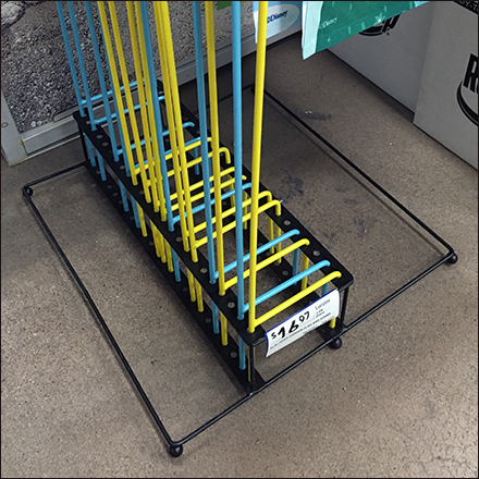 Lawn Flag Custom Floor Stand Main
