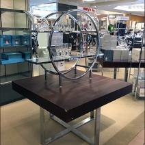 Lenox Glass Circular Display Rack 1