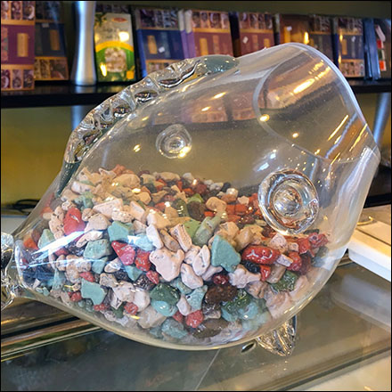 NutHouse Fishbowl Display Feature