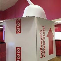 Target Bullseye Dog In A Box Main