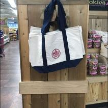 Trader Joes Branded Reuasable Shopping Bag 1
