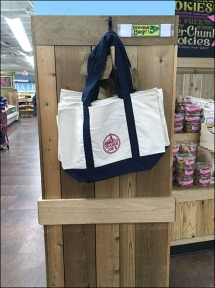 Trader Joes Branded Reuasable Shopping Bag 1