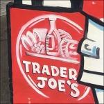 Trader Joes Hand-Drawn Logo Aux