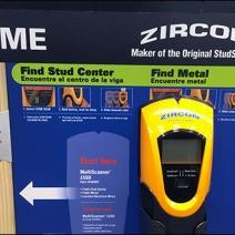 Zircon Stud Finder Try Me 6