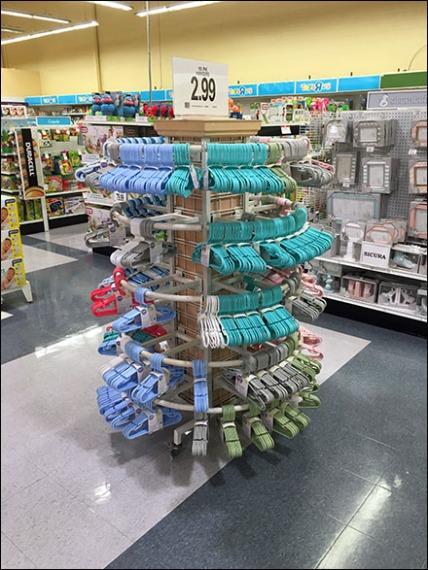 Babies R Us Circular Clothes Hanger 2