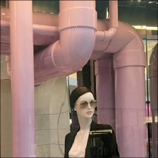 Dior In Pink PVC Feature
