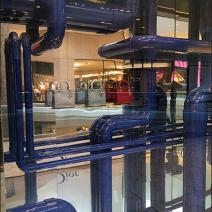 Dior In Purple PVC 1