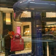 Dior In Purple PVC 3