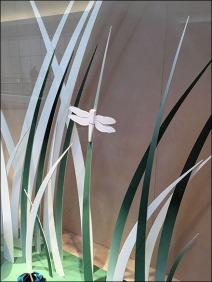 Dragonfly & Foamcore Wetlands 2