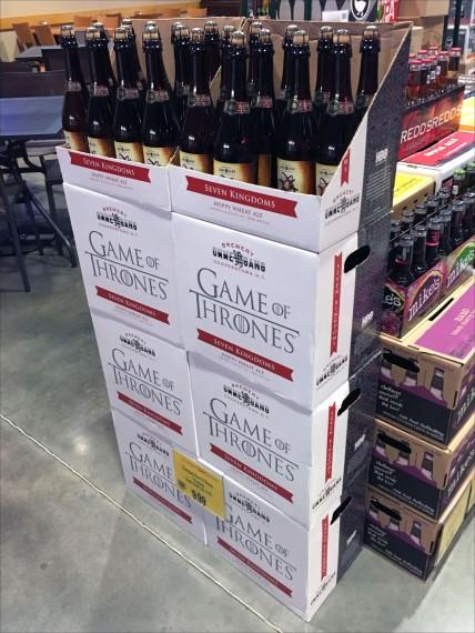 Game of Thrones Hoppy Wheat Ale 2