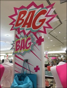 Macys Bag + Bag 2