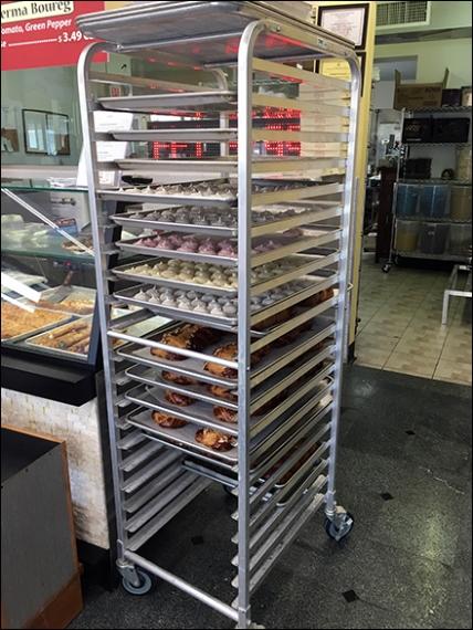 Meringue Cookie Trays 1