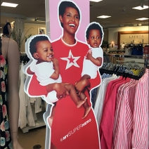 Mother's Day White Lining at Macys 2