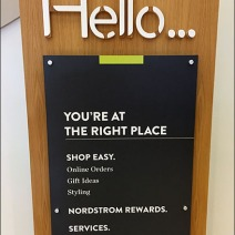 Nordstrom Directory Hello 2