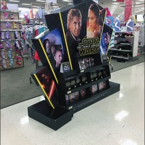 Star Wars Full Size POP Display 1
