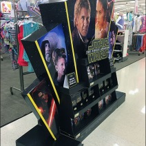 Star Wars Full Size POP Display 2