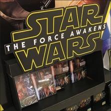 Star Wars Full Size POP Display Square
