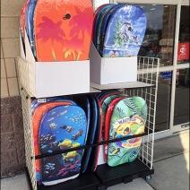 Surfer Boogy Board Bulk Bin Product Stops 1