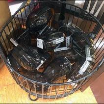 Unbreakable Glassware Circular Rack 1