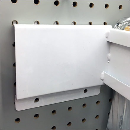 Amope Pegboard Mount Spinner Backplate Main