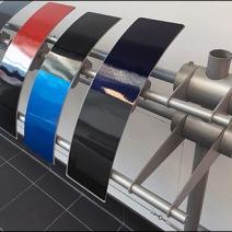 Auto Paint Color Sampler Rack 2