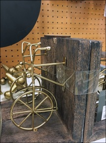 Bicycle Book Ends 1
