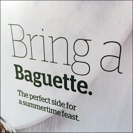 Bring a Baguette Summer Treat Feature