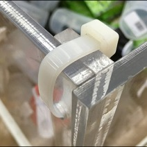 Bulk Bin Zip Tie Construction 3