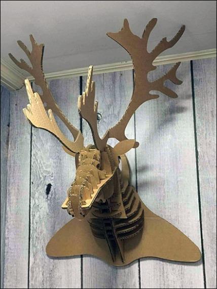Corrugated Moose 0