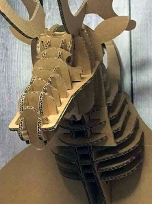Corrugated Moose 1
