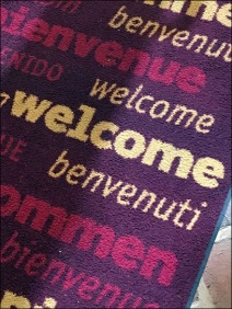 Dane Decor Welcome Mat Angled 3